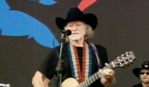 Video: Willie Nelson seeks donations from fans.
