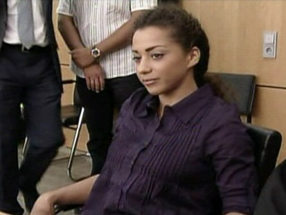VIDEO: Nadja Benaissa is alleged to have infected a man with HIV in 2004.