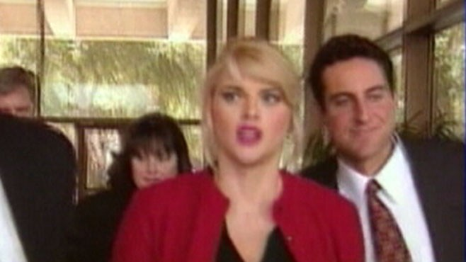 VIDEO: Anna Nicole Smith?s psychiatrist and boyfriend are found guilty of conspiracy.