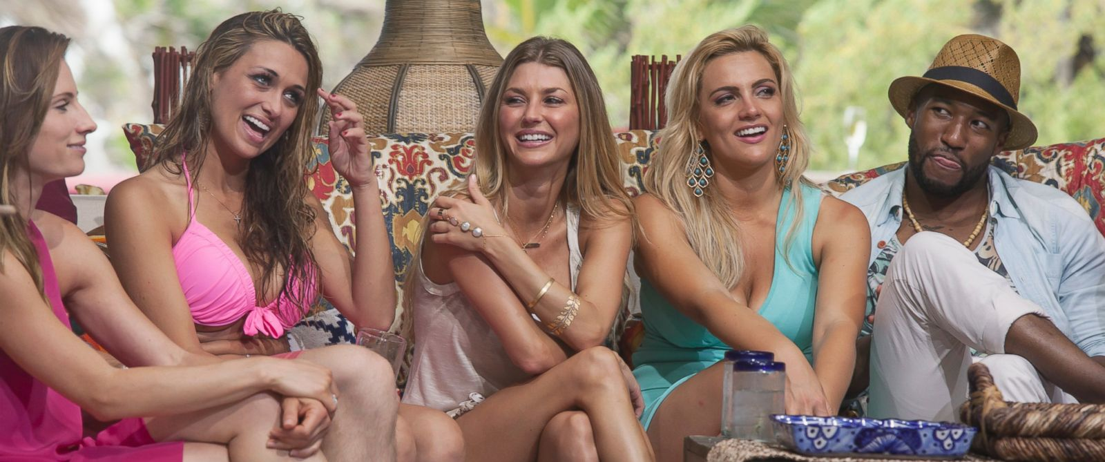 """PHOTO: This summer, 25 of """"The Bachelors"""" biggest stars and most controversial contestants are back looking for a second chance at love on """"Bachelor in Paradise."""""""
