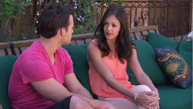 VIDEO: Desiree Hartsock discovers that Brian Jarosinski has a girlfriend back home.