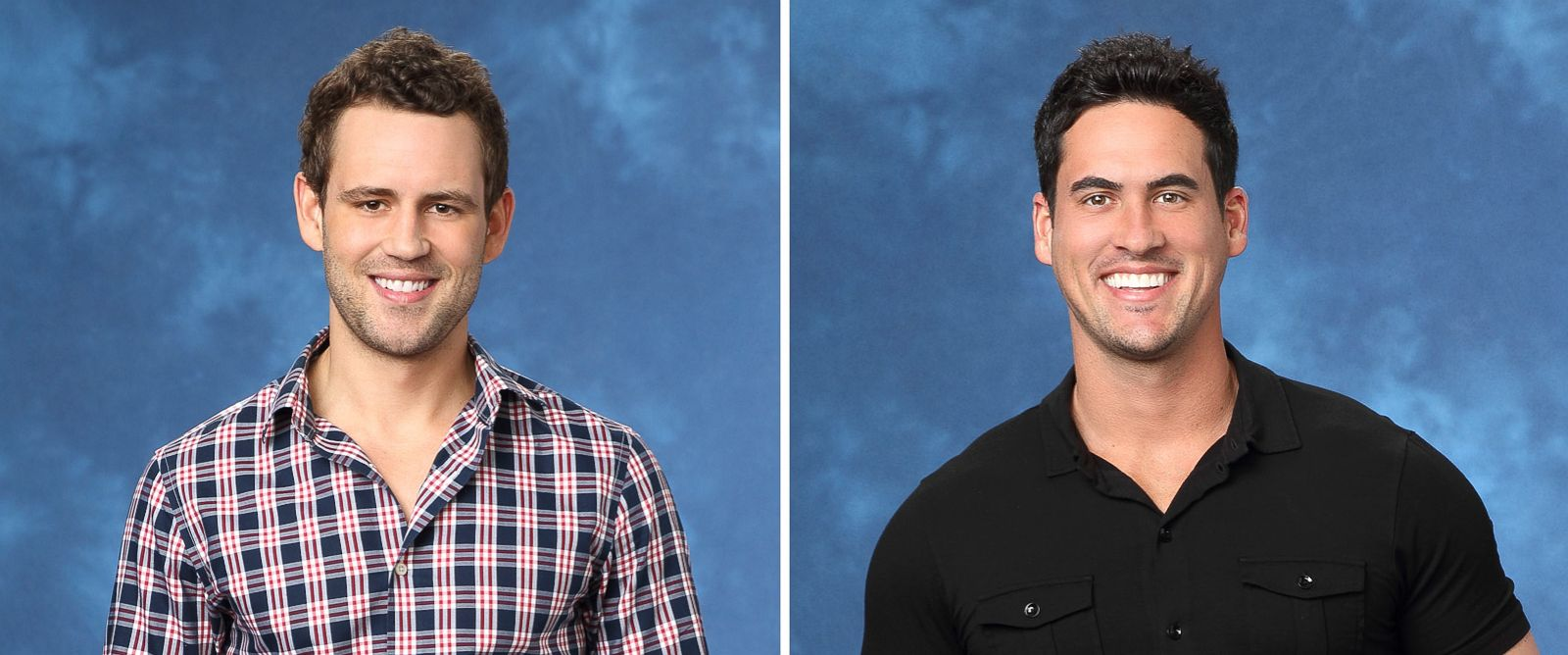 "PHOTO: Nick Viall and Josh Murray were the final two bachelors competing for Andi Dorfmans hand on ABCs ""The Bachelorette."""
