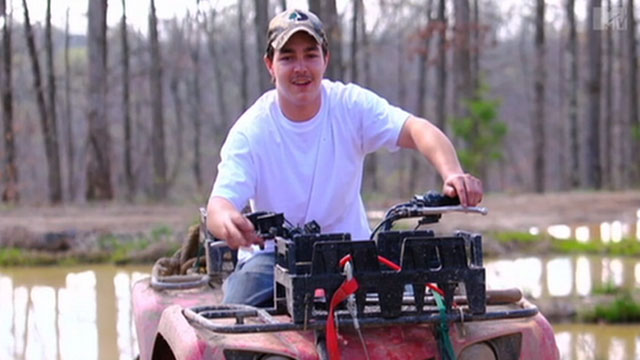 PHOTO: MTV reality star Shain Gandee may have died from carbon monoxide poisoning.