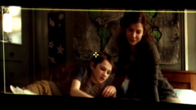 VIDEO: Sandra Bullock talks about co-star Thomas Horn on DVD.