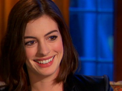 VIDEO: Anne Hathaway recalls 2008