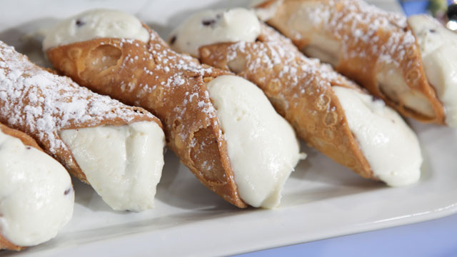 Cake Boss Chocolate Cannoli Recipe
