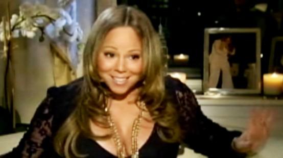 Video: Mariah Carey confirms she is pregnant.