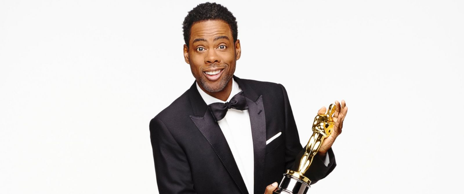 PHOTO: Chris Rock will return to host the Oscars for a second time on Feb. 28, 2016 on the ABC Television Network.