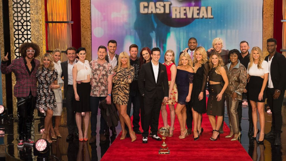 Dancing With The Stars 2017 Cast & Contestants: Who Gets ...