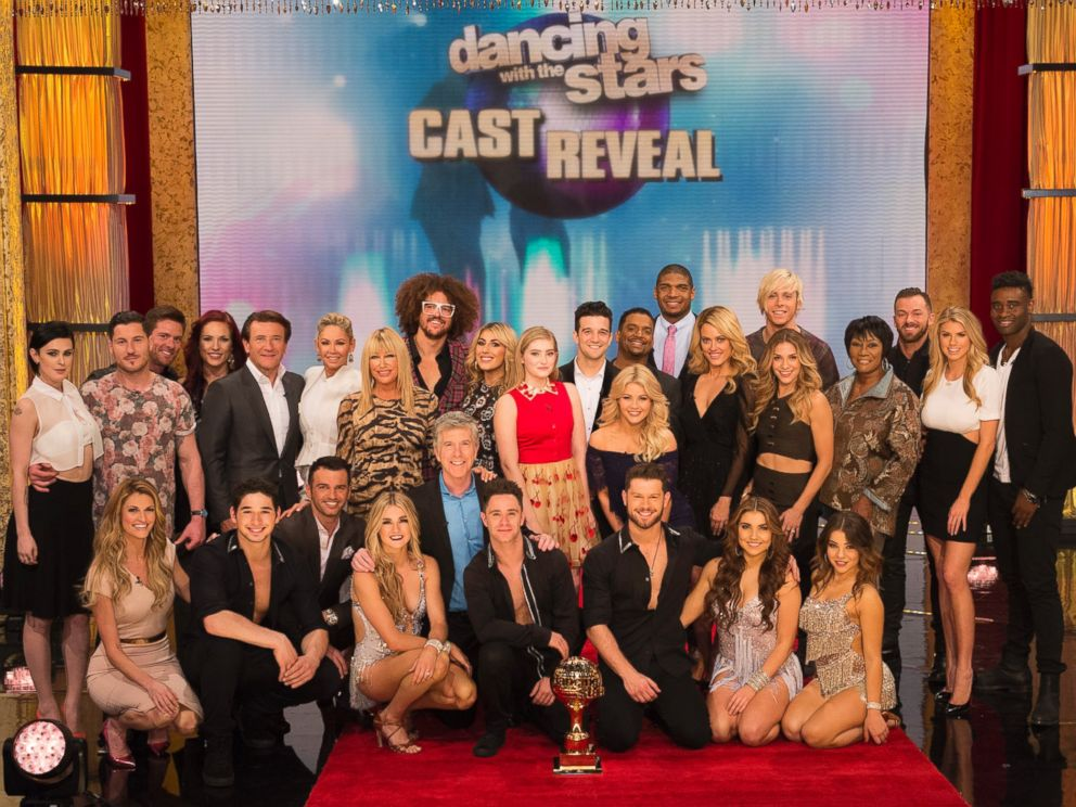 'Dancing With The Stars' Celebrity Cast Talks Season 17 ...