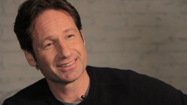 "VIDEO: Duchovny on his Sundance debut, ""Californications"" fifth season."