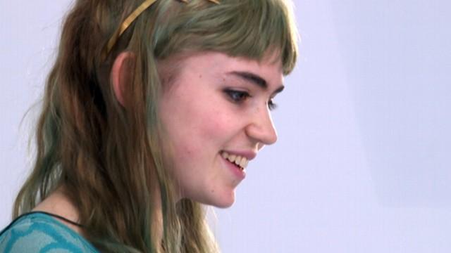 VIDEO: Grimes Interview