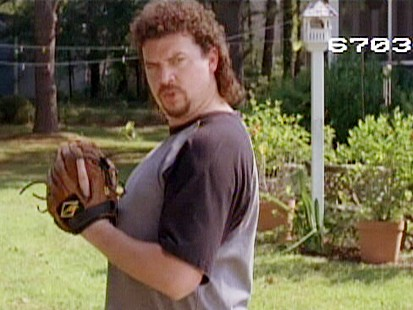 VIDEO: Kenny Powers Powerless Pitch