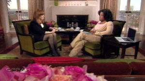 Sarah Ferguson on Oprah