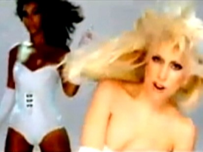 Video: Lady Gaga and Beyonce team up for new music video.