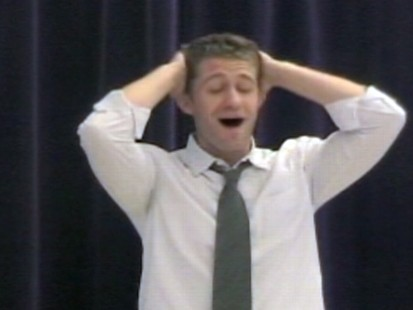 "VIDEO: Check out the musical auditions given by the cast of ""Glee."""