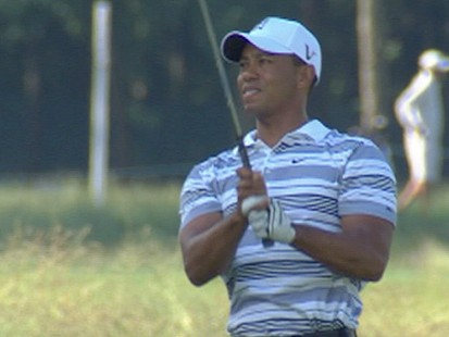 VIDEO: The golf star withdraws from the profession for an indefinite period of time.