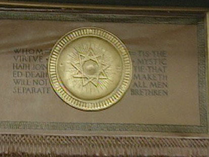 VIDEO: Author Dan Brown?s new book focuses on Masonic symbols throughout capitol.