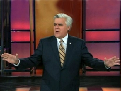 VIDEO: Jay Leno and Saturday Night Live joke about David Lettermans sexual affairs.