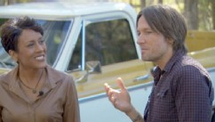 VIDEO: Keith Urban on the joy of leisurely drives in older cars with his wife.