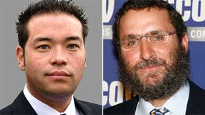 Rabbi Shmuley engages Jon Gosselin