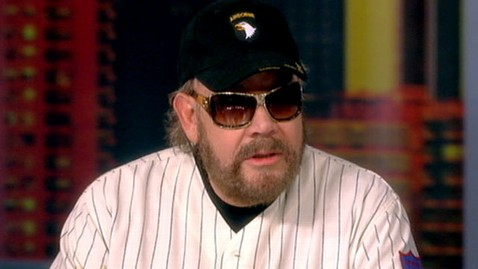 abc hank williams the view jef 111011 wblog Hank Williams Jr. Doesnt Regret Obama, Hitler Analogy
