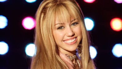 "PHOTO: Miley Cyrus stars as ""Hannah Montana"" on the Disney Channel."