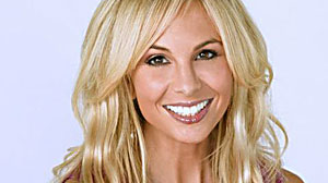 """Elisabeth Hasselbeck returns to the """"The View"""" for the first time since the birth of her third son, Isaiah Timothy Hasselbeck."""