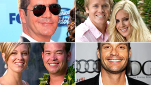 PHOTO Some of the highest paid reality TV stars are shown in these file photos.