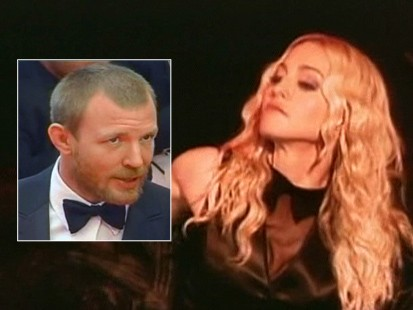 Guy Ritchie and Madonna