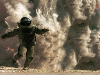 VIDEO: Movie trailer for The Hurt Locker
