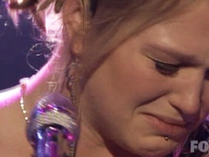 Video: Crystal Bowersox performs on American Idol.
