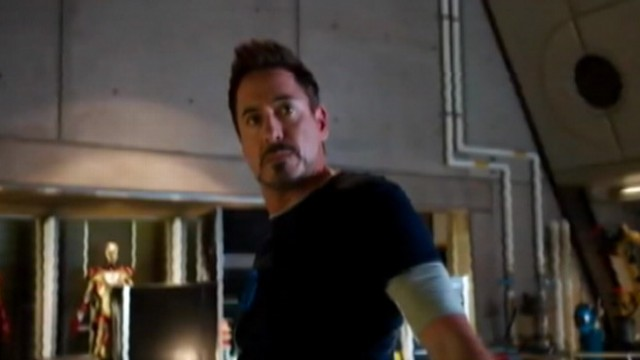 VIDEO: Robert Downey Jr., and Gwyneth Paltrow star in third installment of the series.