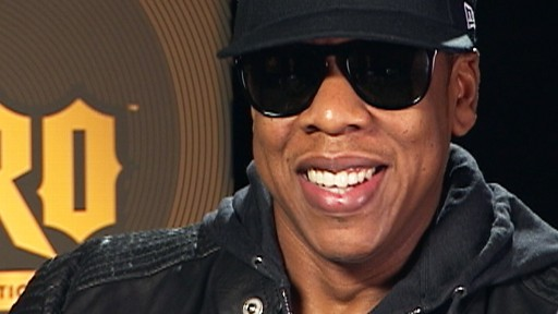 Video: Rapper Jay-Z releases new video game.