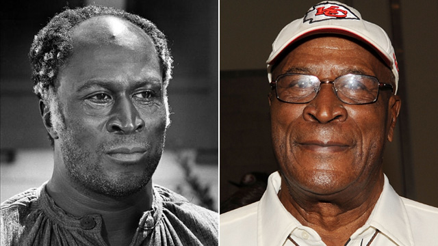 PHOTO:John Amos attends the 2013 Rhode Island Comic Con at Rhode Island Convention Center on November 2, 2013 in Providence, Rhode Island.