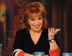 "PHOTO: Joy Behar on ABCs ""The View,"" March 6, 2013."