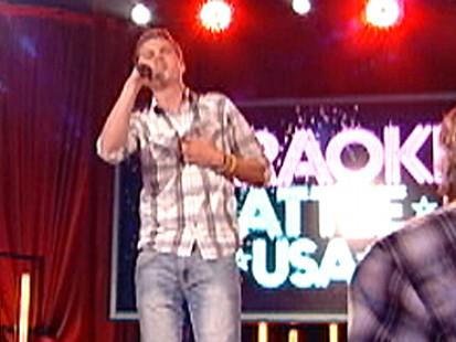 Karaoke Battle USA: Creigh
