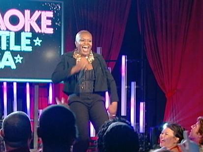 Karaoke Battle USA: Shantel