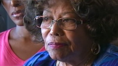PHOTO: The matriarch of the Jackson family, Katherin Jackson, talks exclusively to ABC News.
