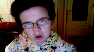 PHOTO Keenan Cahill, 15, has become a YouTube sensation for his homemade lip-synch videos of popular songs.