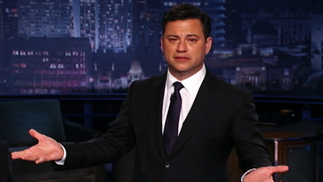 VIDEO: Jimmy Kimmel pays tribute to his Uncle Frank.