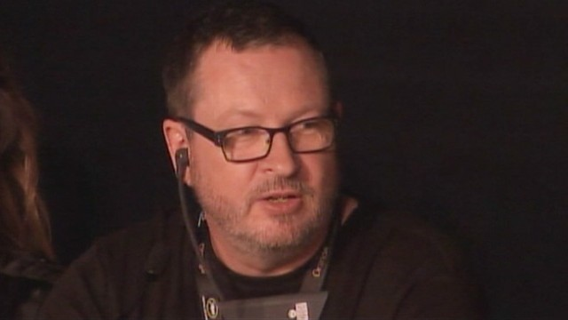 VIDEO: The director is banned from Cannes Film Festival due to controversial comments.