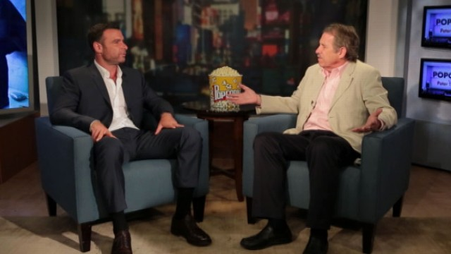 "VIDEO: ""Ray Donovan"" star tells Peter Travers about growing up in a squat in New York Citys Lower East Side"