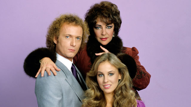 "PHOTO: Elizabeth Taylor (pictured with Anthony Geary and Genie Francis) portrayed Helena Cassadine, the vengeful and rich widow of mad scientist Mikkos, for a five-show guest stint in late 1981 on ""General Hospital."""