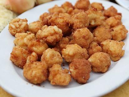 PHOTO: Macaroni and cheese bites
