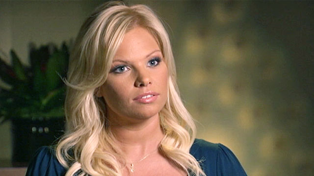 PHOTO: Kourtney Reppert, a self-described glamour model and online personality,