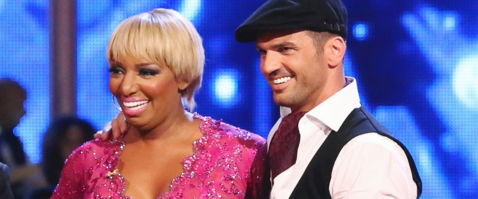 PHOTO: Nene Leakes and Tony Dovolani on Dancing with the Stars
