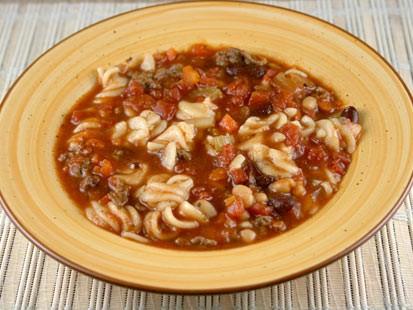 PHOTO: Stephanie ODeas pasta fagioli recipe