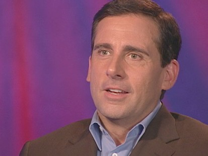 "VIDEO: Steve Carell addresses his departure from hit show ""The Office"""