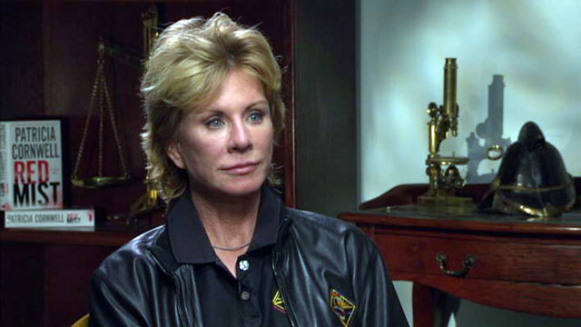 "PHOTO: Best-selling crime novelist Patricia Cornwell brings her famed heroine Dr. Kay Scarpetta into a new investigation in ""Red Mist."""